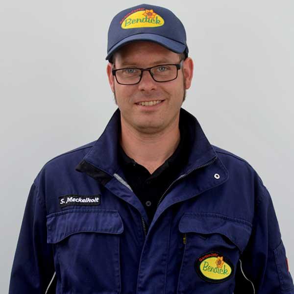 Sven Meckelholt, Werkstattleiter Bendick