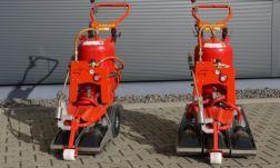 Adler Infrarot-Heater Flexi 350 zur Wildkrautbekämpfung