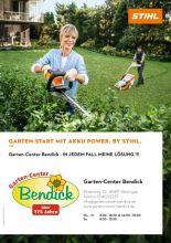 STIHL Frühjahrsaktionen bei Bendick in Mettingen