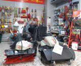 Cramer Kehrmaschinen und Häcksler bei Bendick in Mettingen