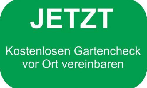 Kostenlosen Gartencheck für Mähroboter bei Bendick in Mettingen