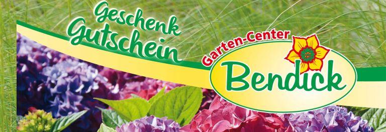 Einkaufsgutschein bei Bendick in Mettingen