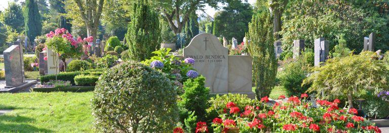 Grabpflege - ein Service von Bendick in Mettingen