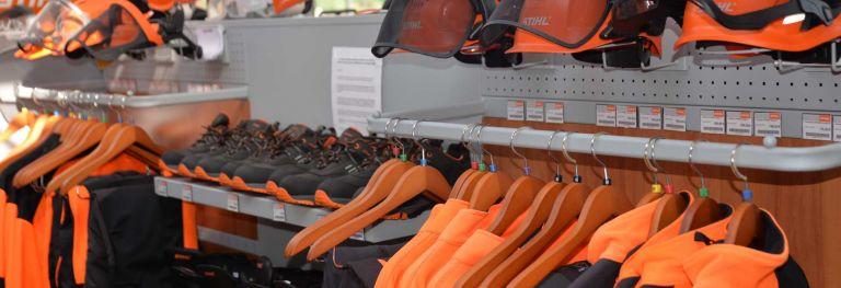 PSA - Schutzbekleidung bei Bendick in Mettingen