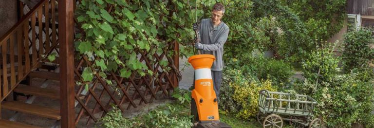 STIHL Gartenhäcksler bei Rowak in 04617 Rositz